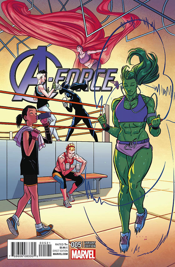 A-Force_5_Anka_Variant