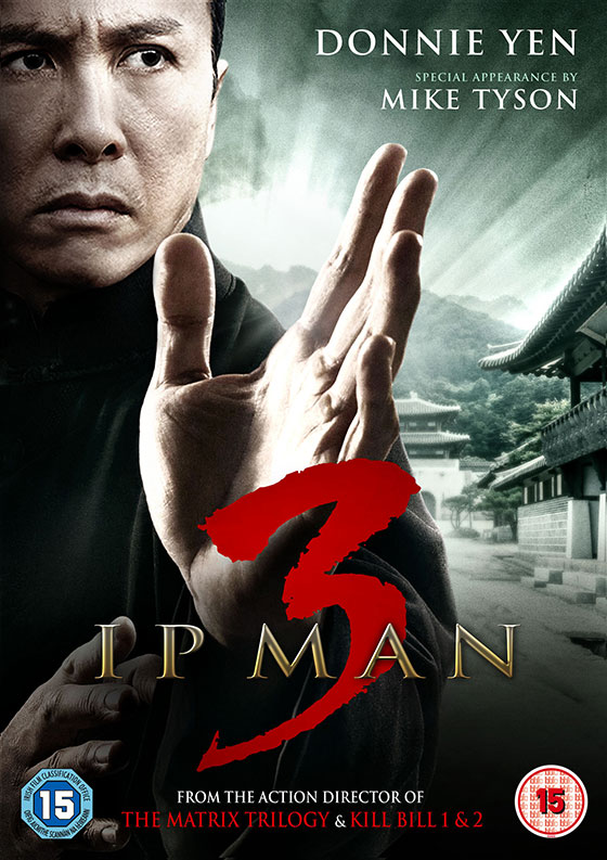 Nerdly » Competition: Win 'Ip Man 3′ on DVD