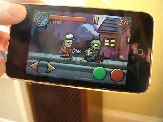 The dawn of mobile gaming only became apparent over the last six years