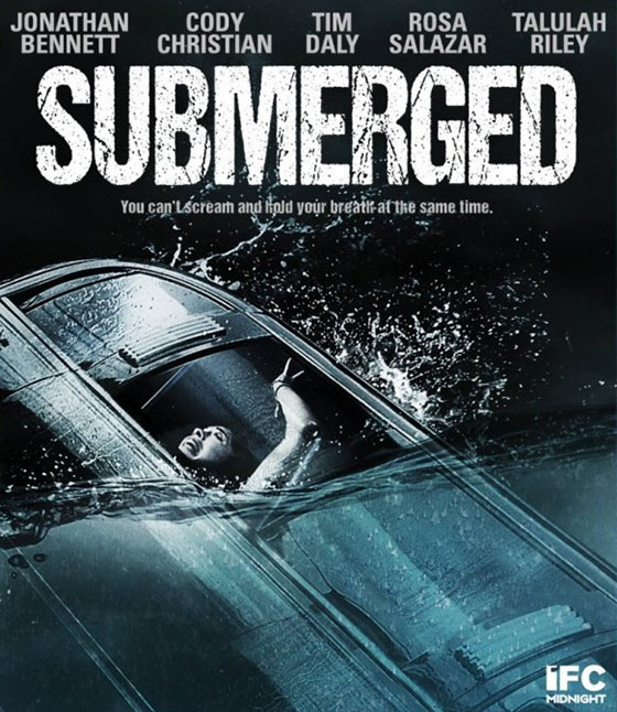 Submerged-Poster