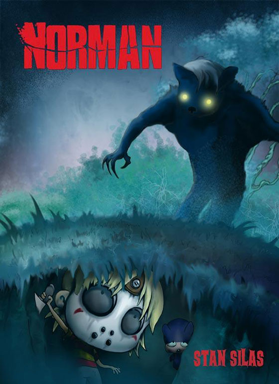 Norman_1_Cover