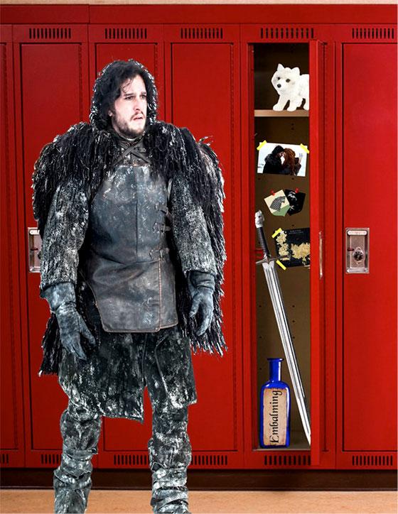 snow-locker