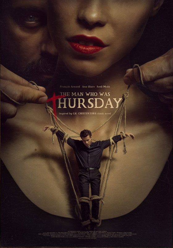 the man who was thursday It is very difficult to classify the man who was thursday it is possible to say that it is a gripping adventure story of murderous criminals and brilliant policemen.