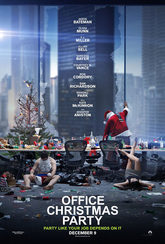 office-xmas-party-poster
