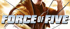 force-of-five-dvd-logo