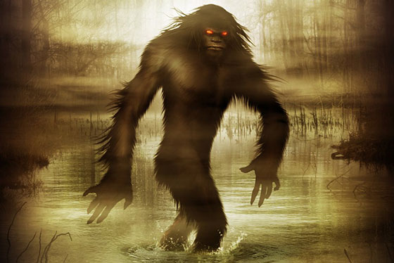 Boggy-Creek-Monster