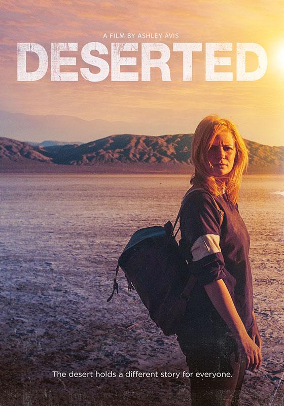 Deserted-poster