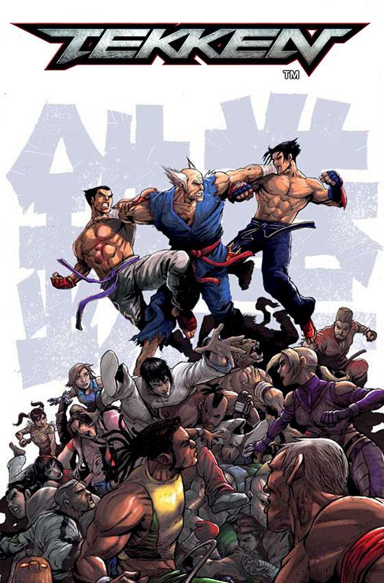 Tekken_01_COVER_B_ANDIE_TONG
