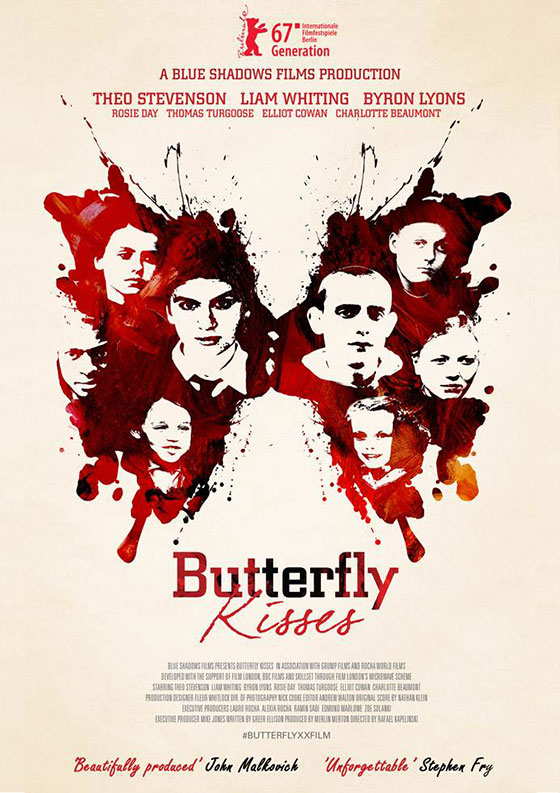 butterfly-kisses-poster