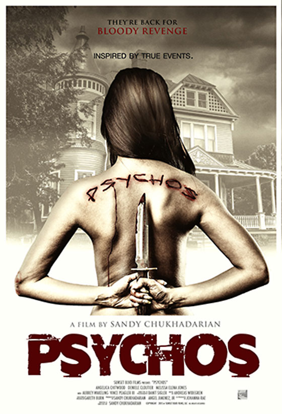 Psychos-Poster