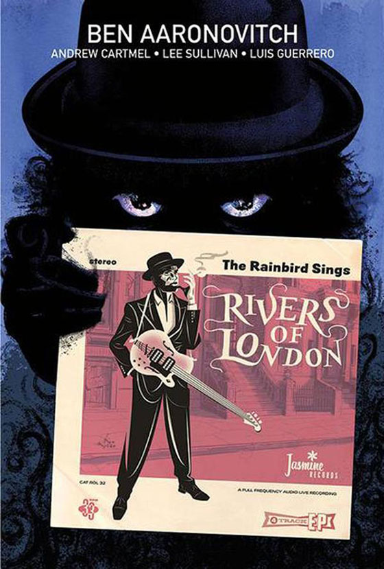 Rivers of London: Black Mould #5