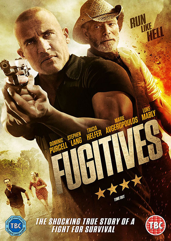 fugitives-dvd