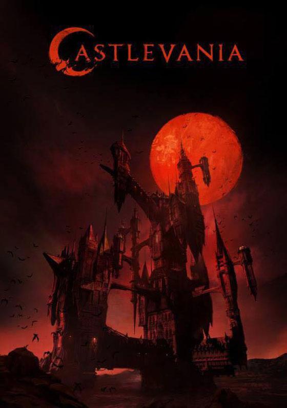 castlevania-poster