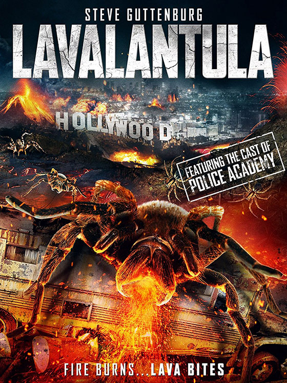 lavalantula-dvd