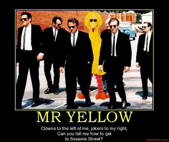 mr-yellow-big-bird-reservoir-dogs-tarantino-henson