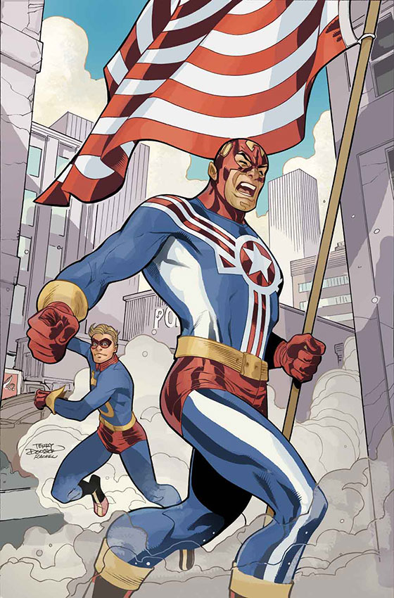 Fighting-American-Issue-1-Cover-A