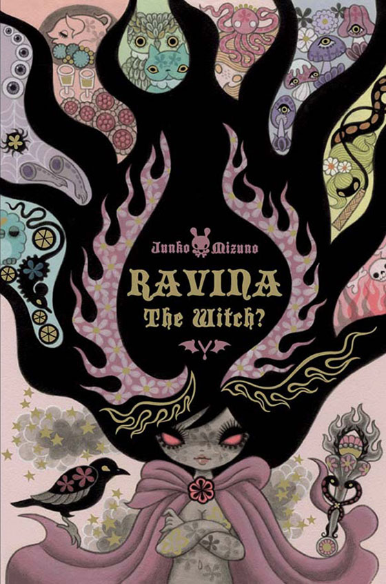 RavinaTheWitch-cover