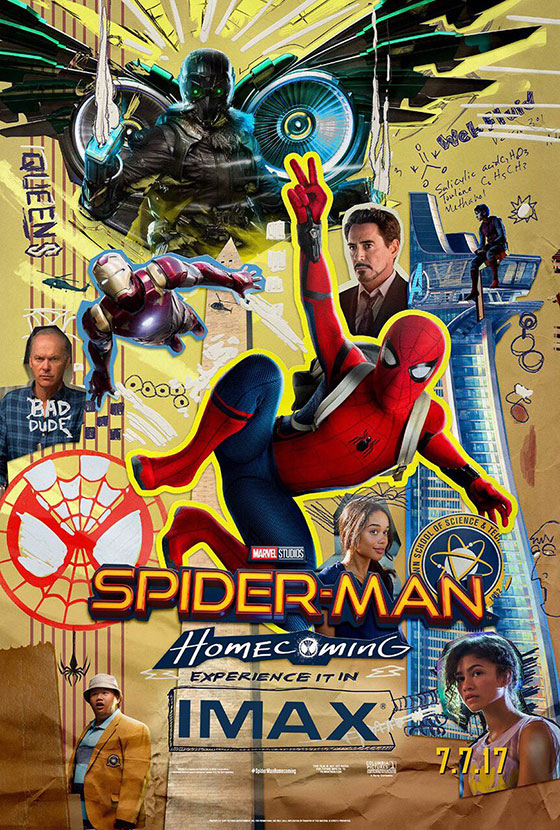 spiderman-homecomnig-school-poster