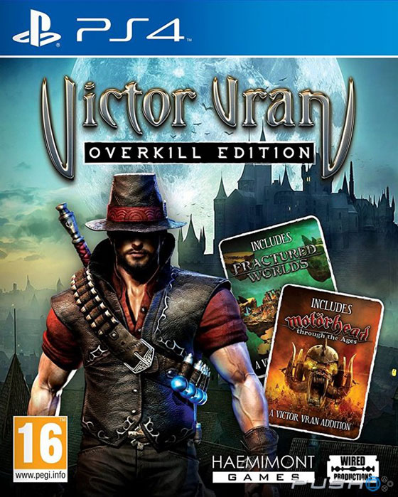 victor-vran-ps4-cover