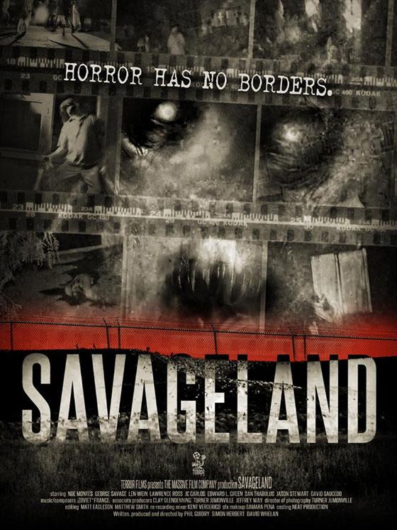 savageland-poster