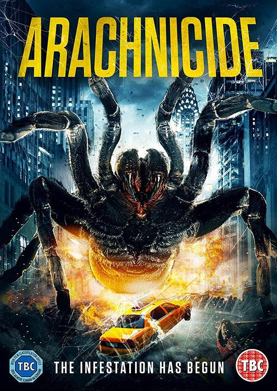 arachnicide-dvd
