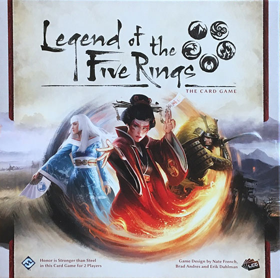 Legend Of The Five Rings Alternative Setting