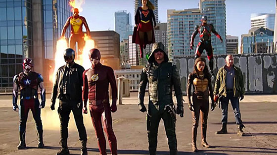 Arrowverse-crossover