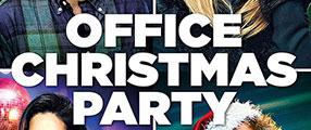 office xmas party dvd logo
