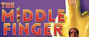 middle-finger-poster-logo