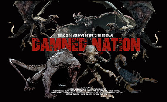 Damned-Nation-Creatures-poster