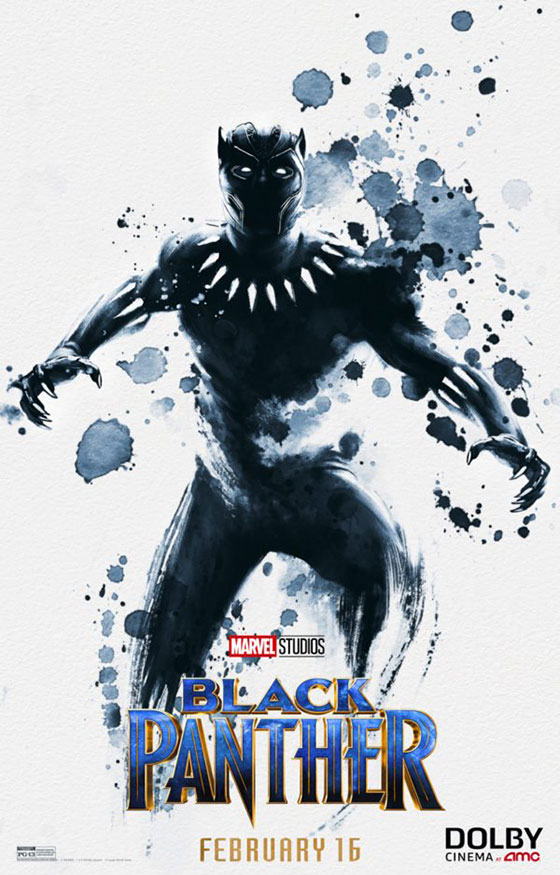 black-panther-dolby-poster