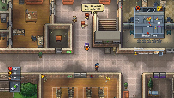 The Escapists 2′ Review (Nintendo Switch) | Nerdly