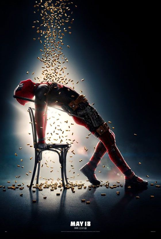 Deadpool-2-Flashdance-poster