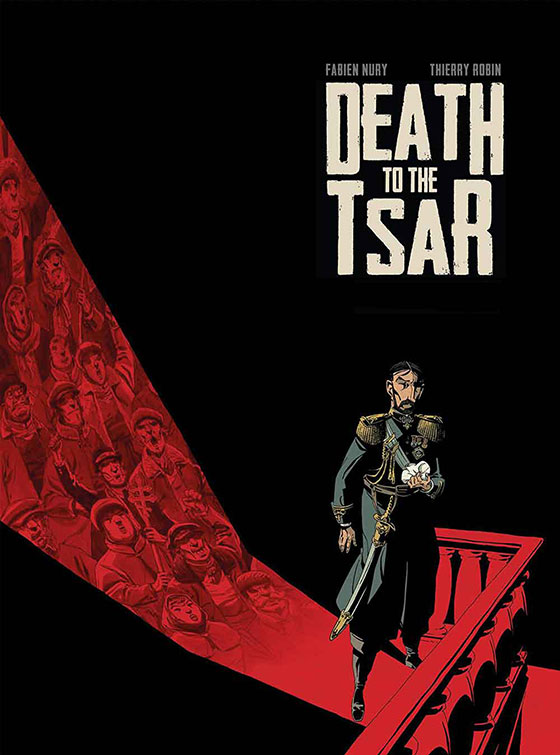 Death-of-Tsar-Cover