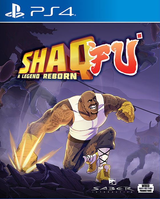Shaq-Fu-PS4