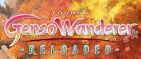 Touhou-Genso-Wanderer-Reloaded-logo