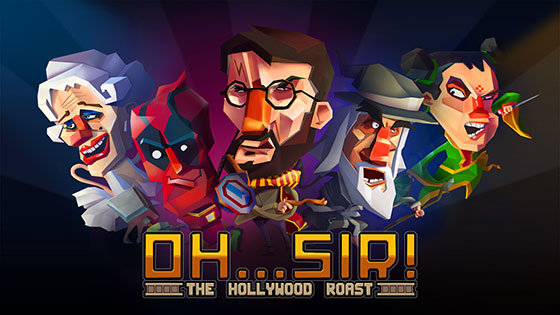 oh-Sir-The-Hollywood-Roast-poster
