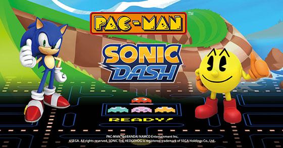 sonic-pacman-header