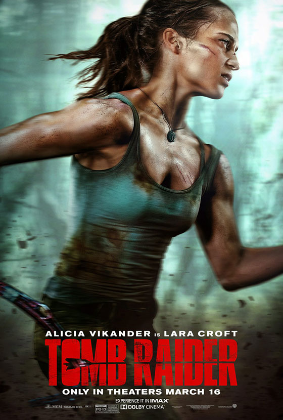 nerdly 187 two new posters for the �tomb raider� redux