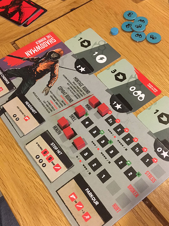 Nerdly Vengeance Board Game Review