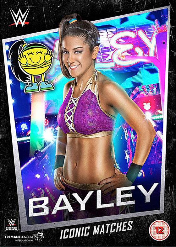 wwe-bayley-iconic-matches-dvd