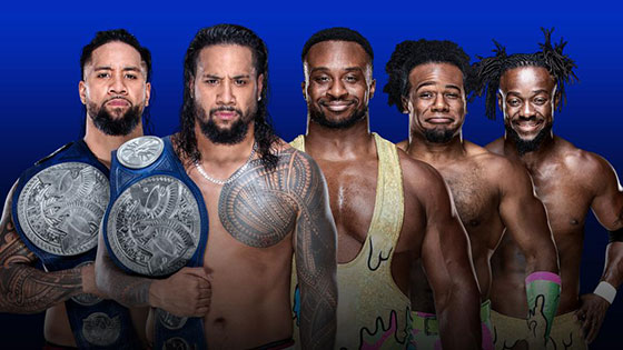 The-Usos-Vs-The-New-Day-