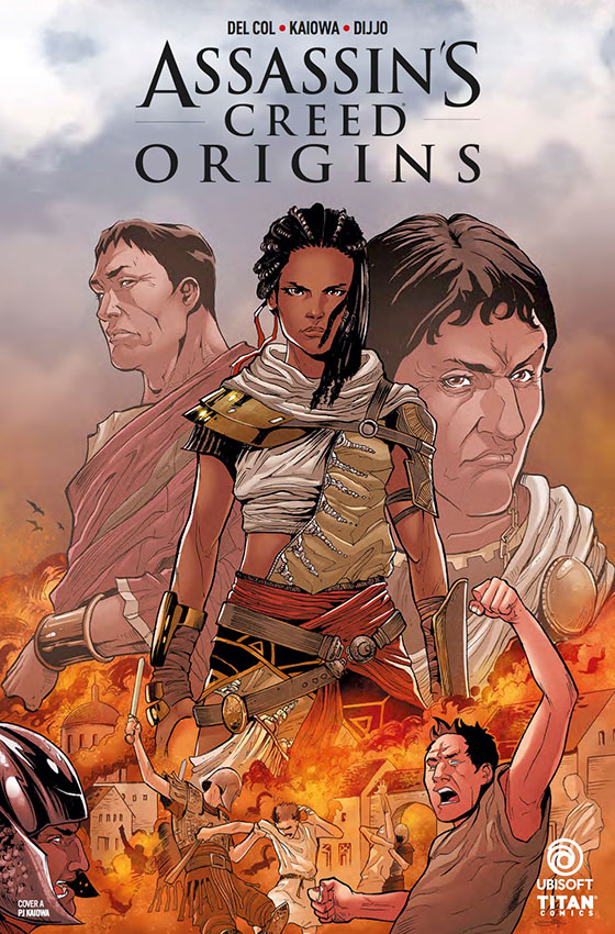 Nerdly » 'Assassin's Creed Origins #2′ Review