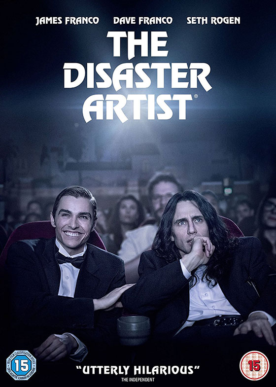 disaster-artist-dvd