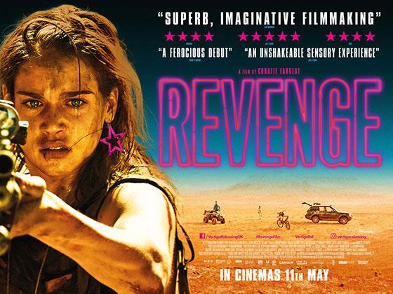 Revenge-UK-quad-poster