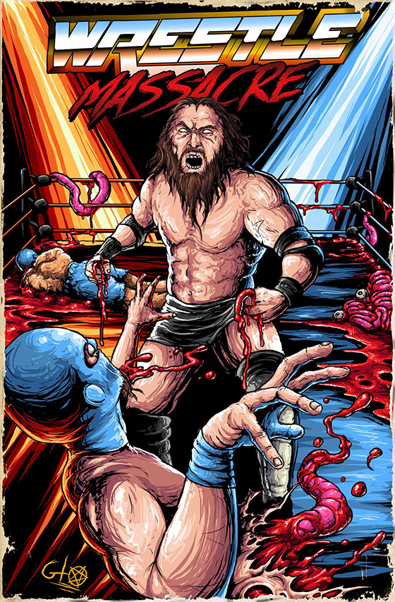 wrestle-massacre-poster
