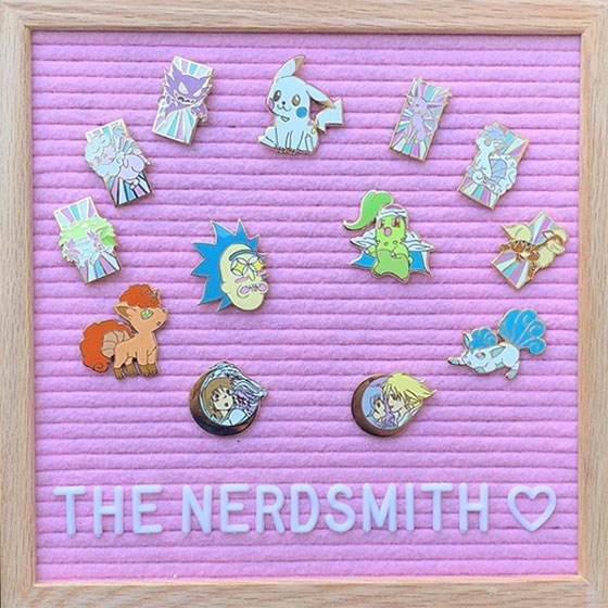 nerdsmith-pins-logo