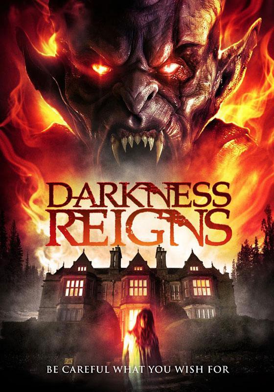 Darkness Reigns. Demon Pains.