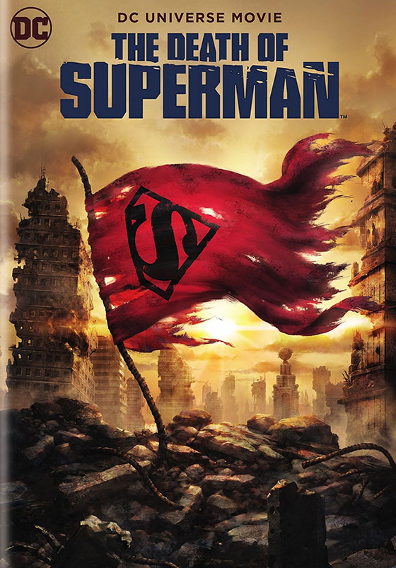 death-of-superman-dvd