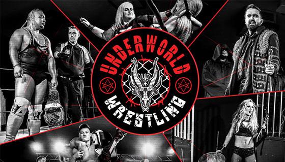 Underworld Wrestling launches on Amazon Prime | Nerdly